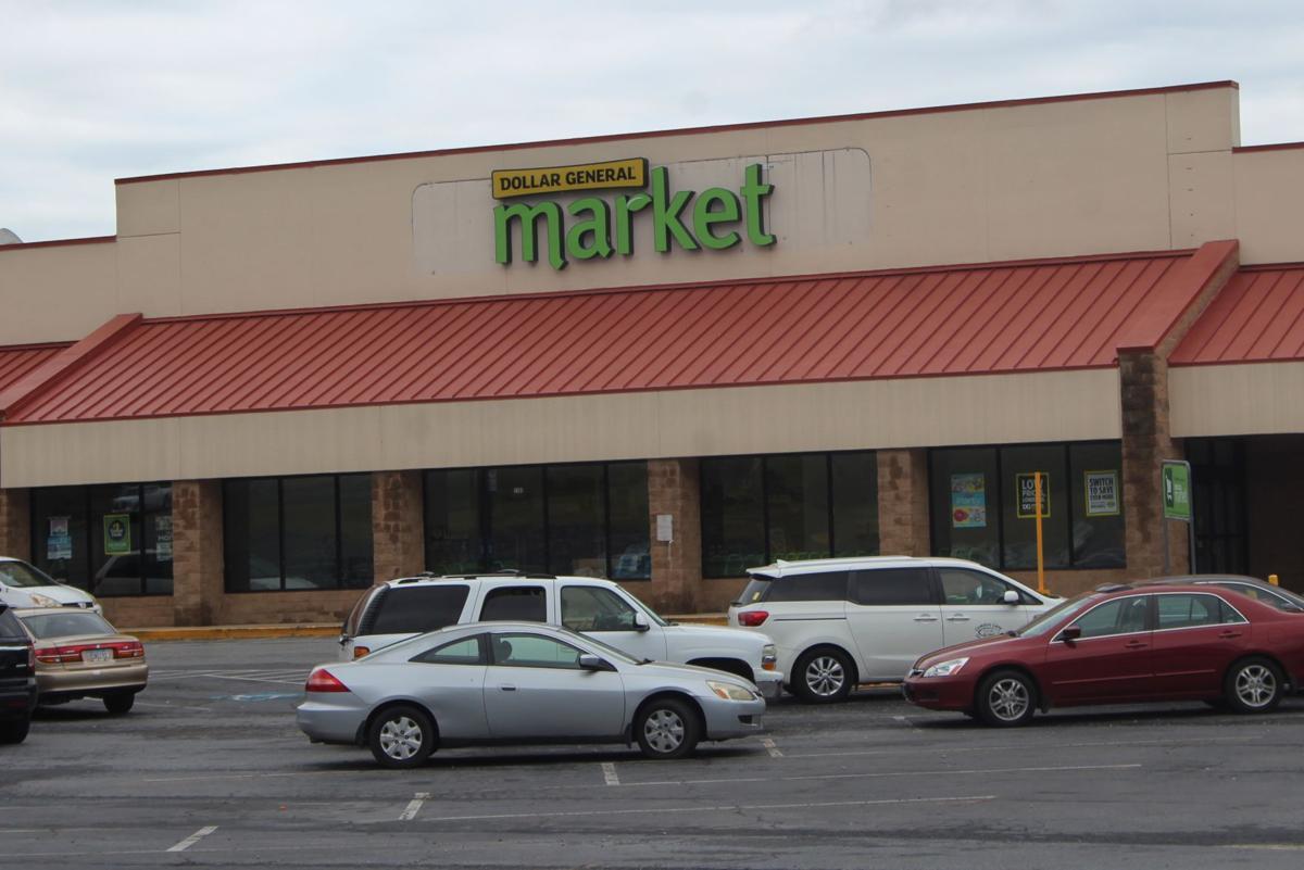 Dollar General Market in Cedartown