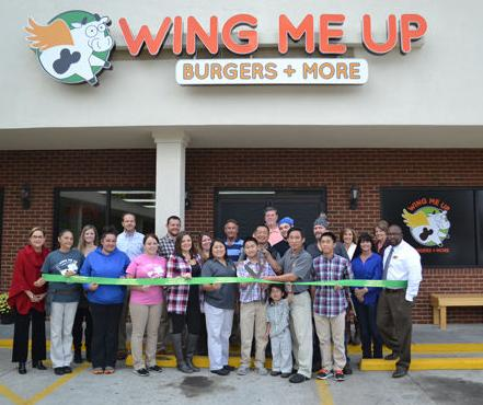 Wing Me Up holds ribbon cutting ceremony