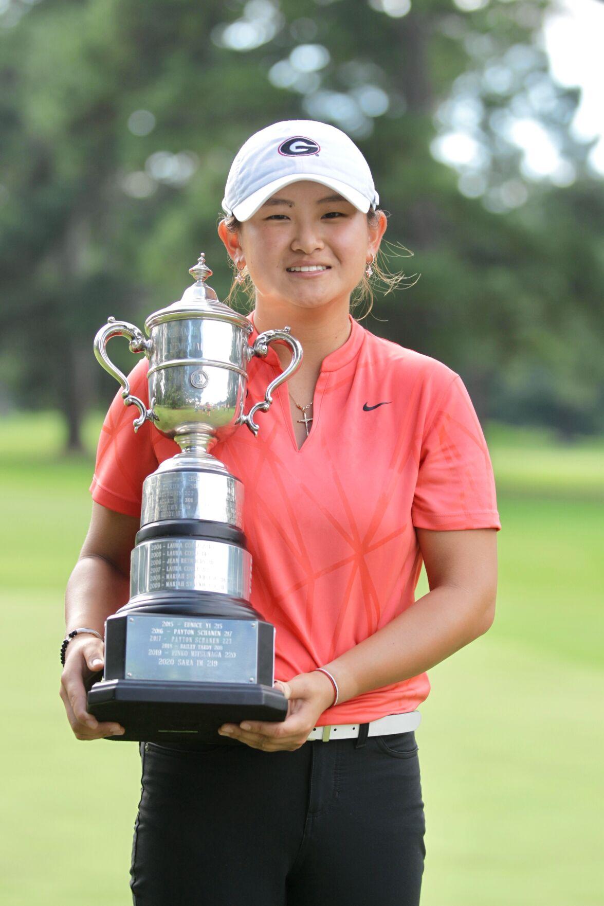 Jenny Bae wins 92nd Georgia Women's Amateur Championship