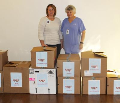 Gordon Hospital holds clothing drive for patients in need