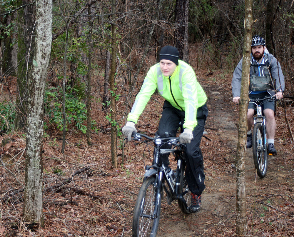 GE Trails at Garrard Park