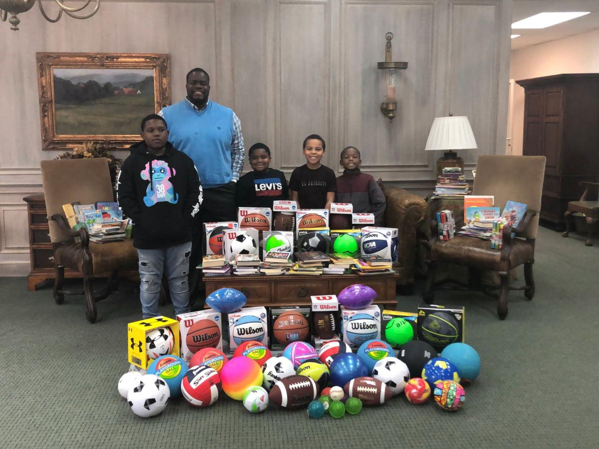 Rome News-Tribune completes toy drive for Boys and Girls club