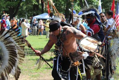 running water powwow
