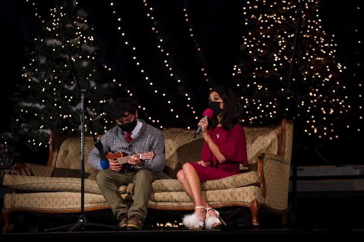 Rome High School's Drama and Show Choir presents its Christmas Cabaret