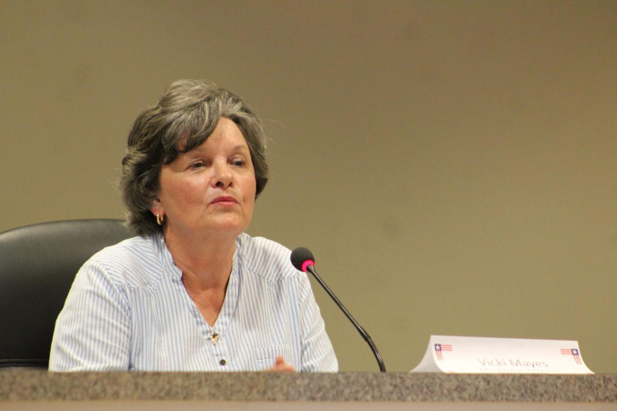 Vicki Mayes
