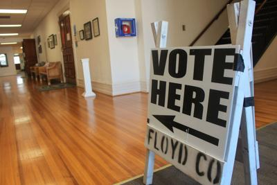 Slow start but early voting running smoothly, weekend voting this Saturday