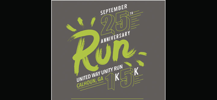 The 25th annual Unity Run set for Sept. 25 with a Tiger Flight Foundation Fly Over