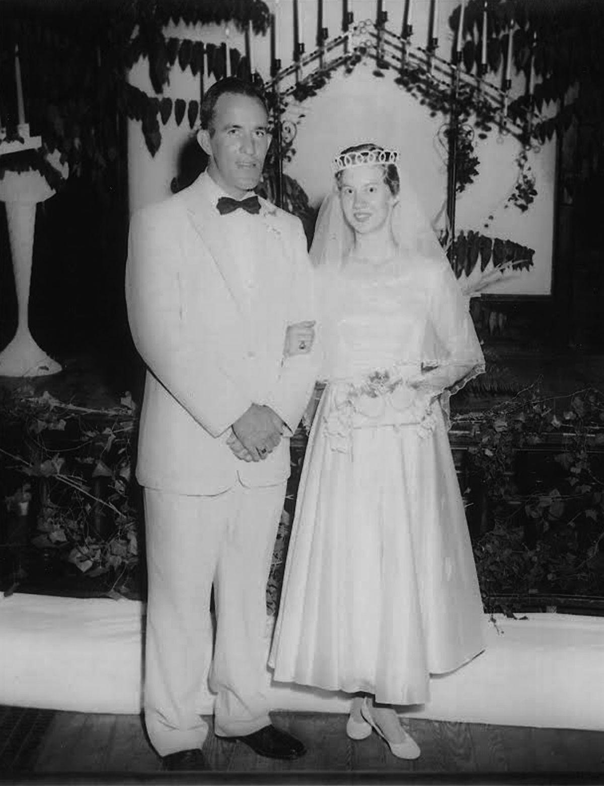 Rex L. and Jo Ann Abernathy