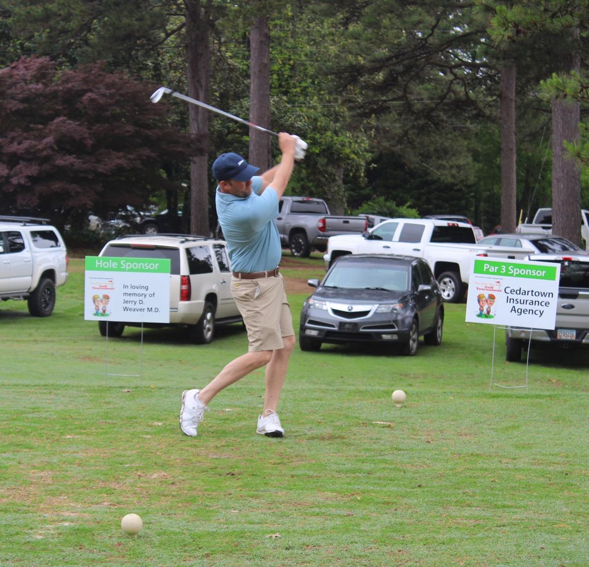 Ayers-Beck Celebrity Golf Tournament 2019