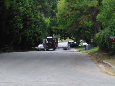 Police standoff in Rockmart