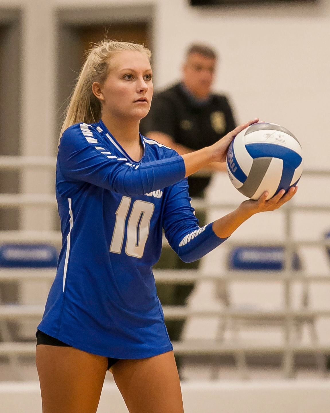Armuchee volleyball - Ansley Reese