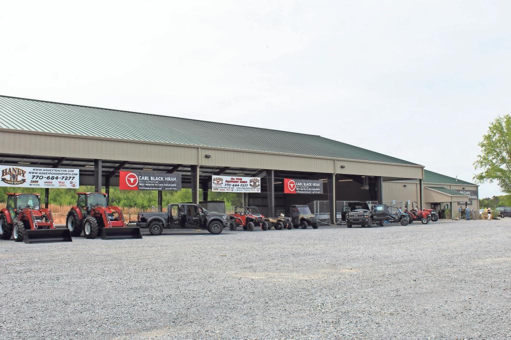 PSD celebrates Ag building grand opening