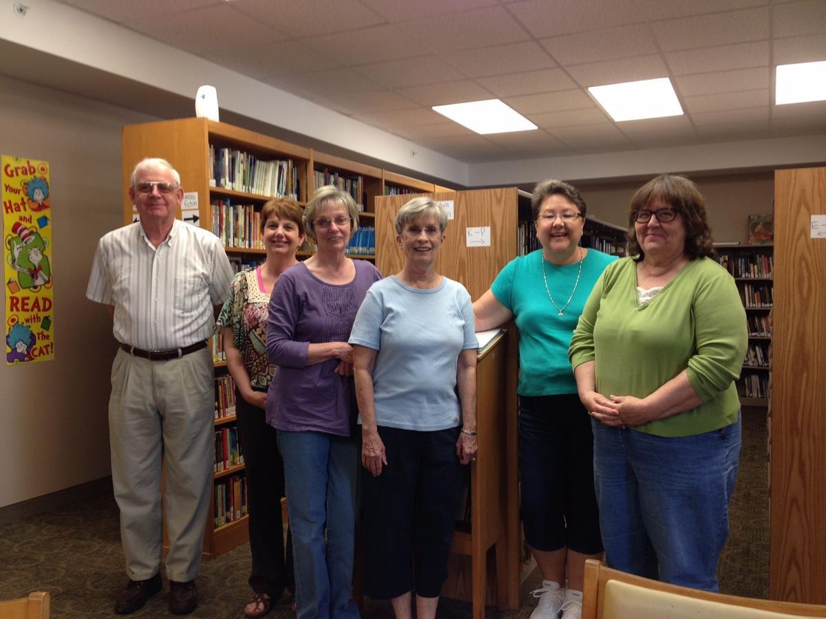 Fairmount Library Board