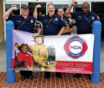 MDA Fill the Boot drive