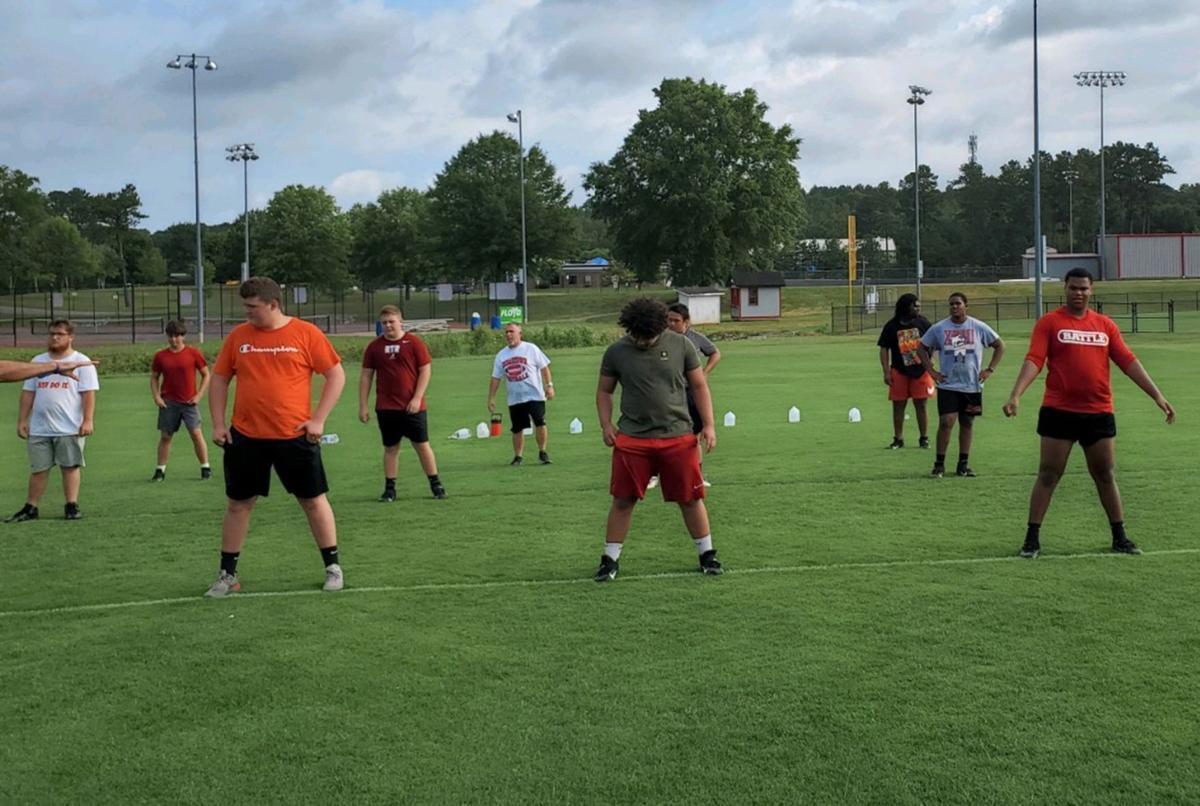 Cedartown football working through unique offseason