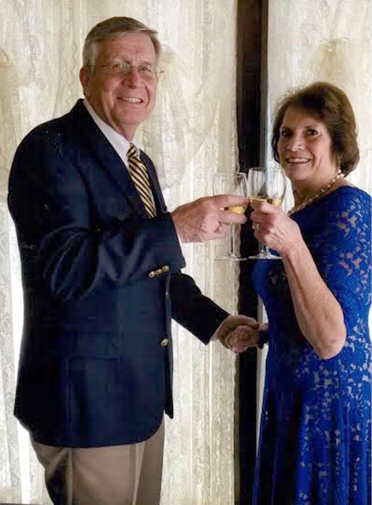 Eddie and Carol Hines