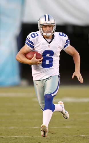 NFL: Jones heads into season as starting punter for Dallas   The ...