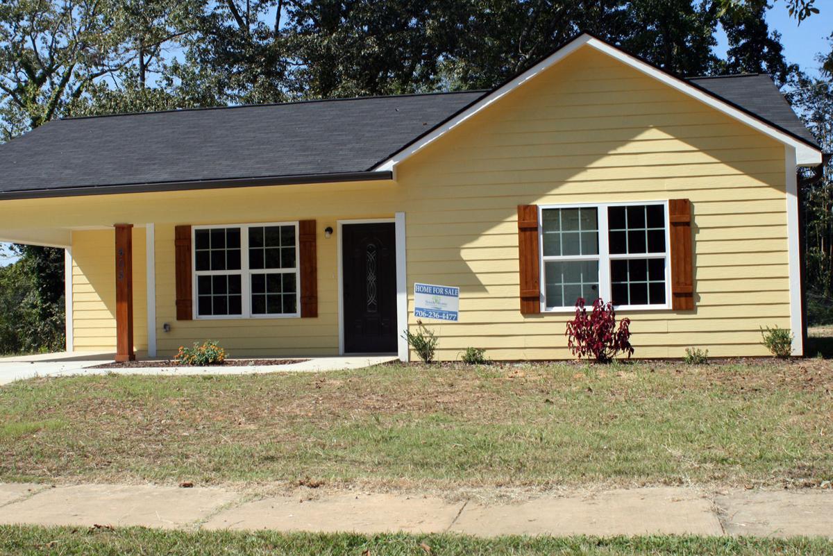 Wilson Avenue homes