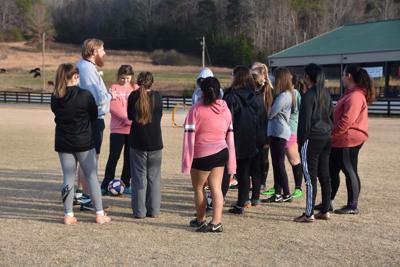Rockmart Girls Soccer 2020