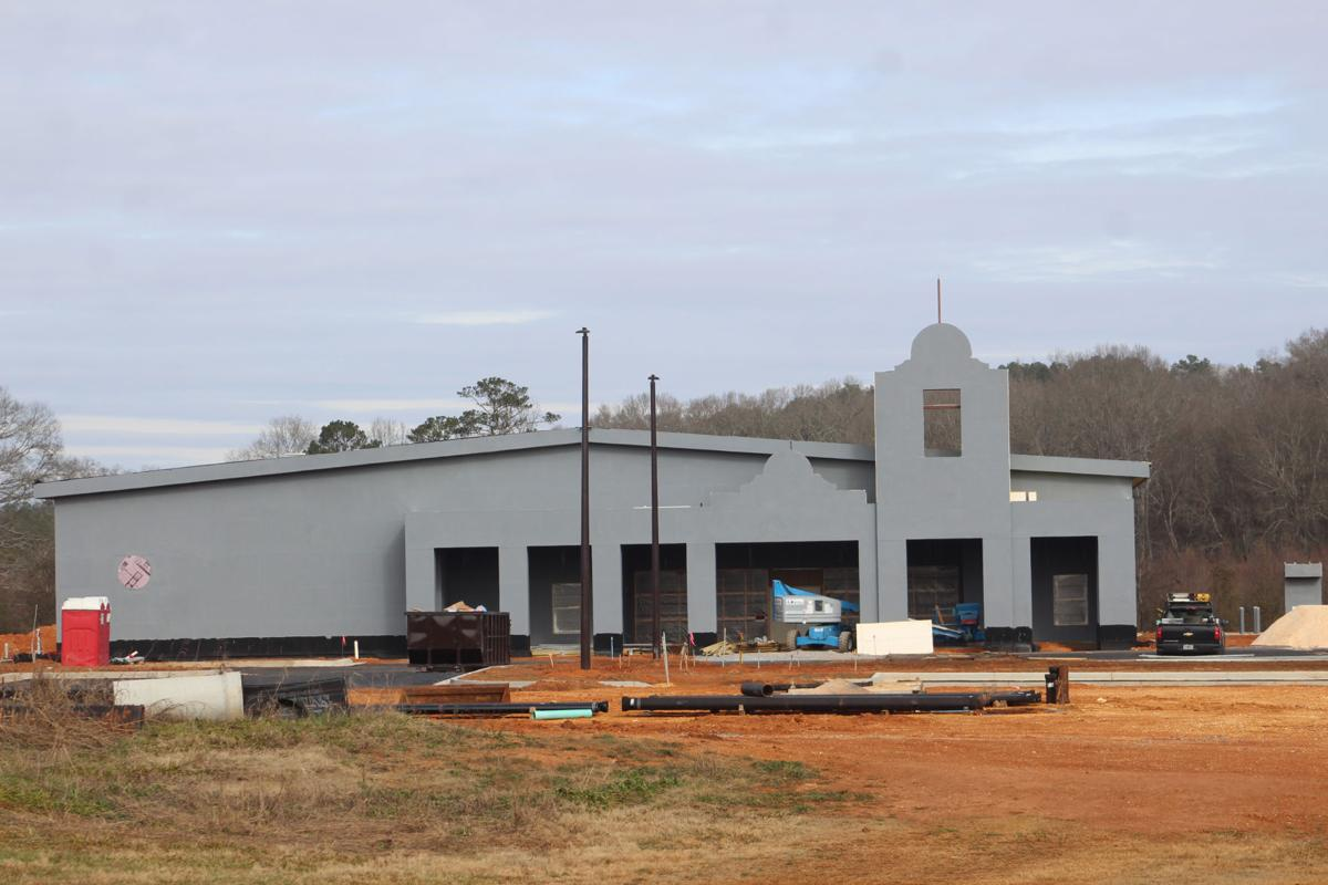Progress continues at St. Bernadette's new facility
