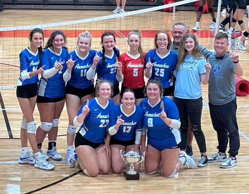 Armuchee wins Battle of the Counties Tournament