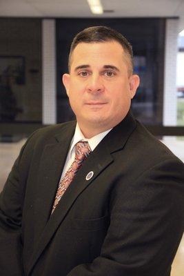Jamie Newsome mug Cedartown Police Chief