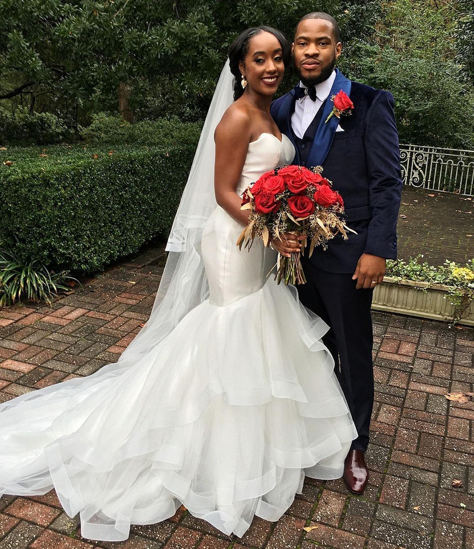 McClain - Richardson Wedding