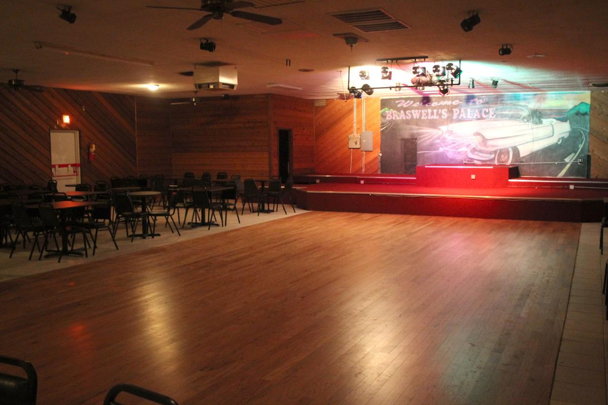 Braswell Mountain Music Venue