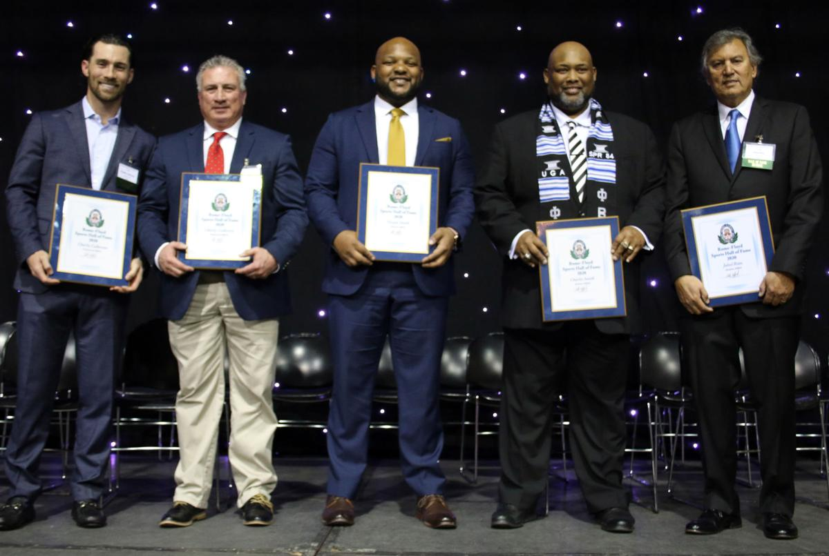 2020 Rome-Floyd Sports Hall of Fame