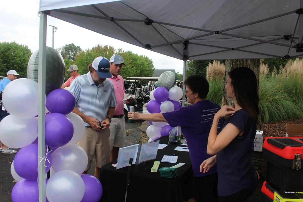 Coosa Country Club hosts charity golf tournament for Alzheimer's Association, annual walk planned for Saturday