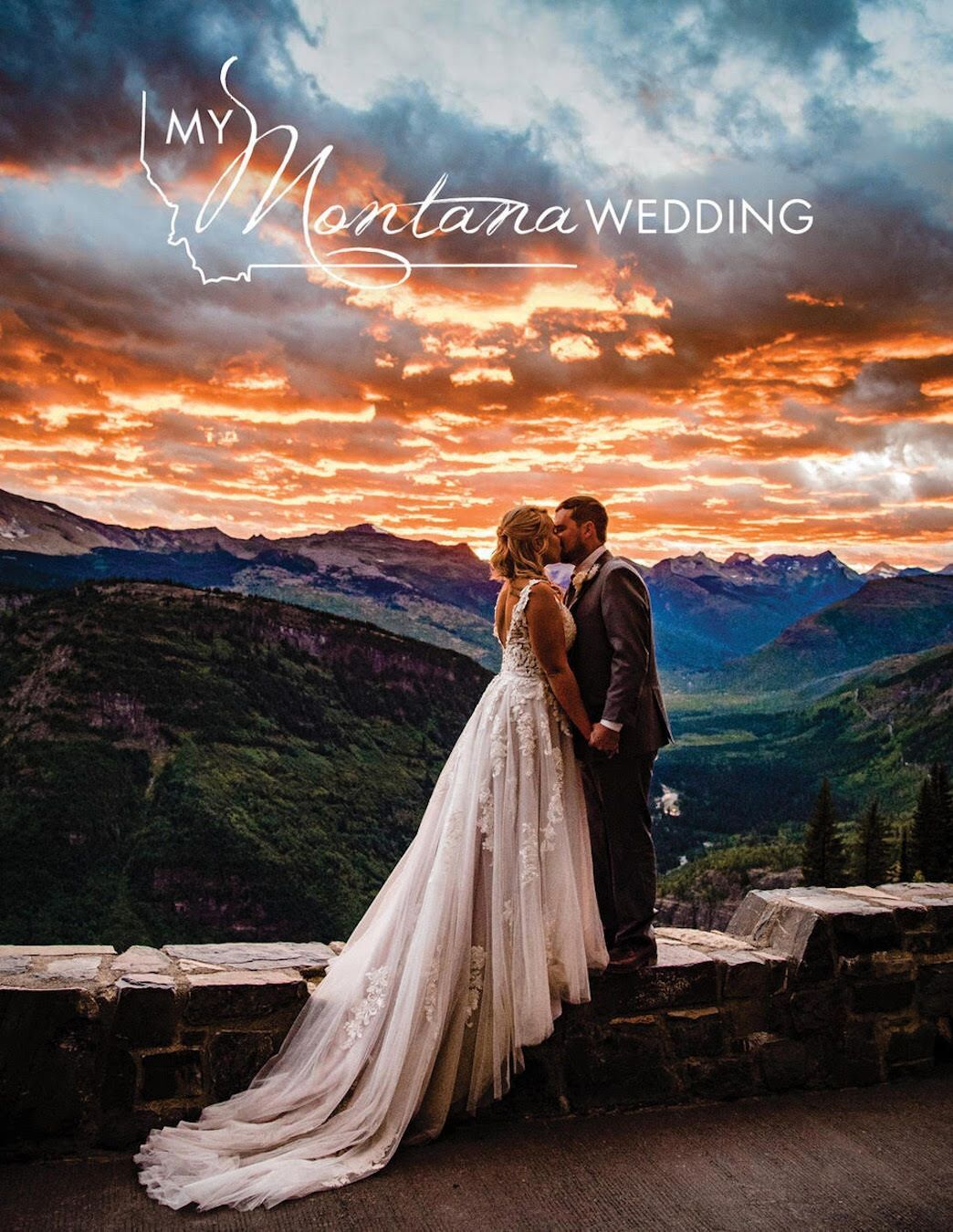 Rockmart couple gets cover treatment for wedding magazine