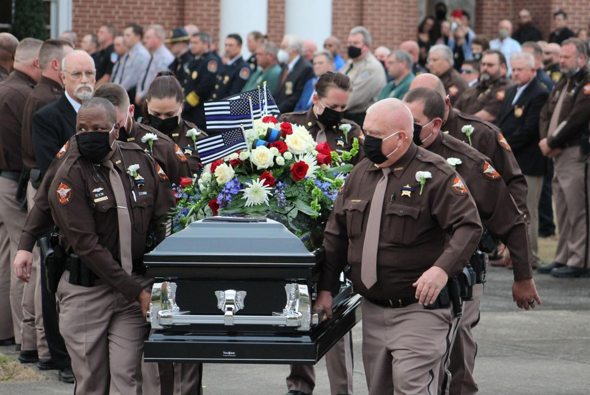 Friends, family celebrate Polk County deputy's life