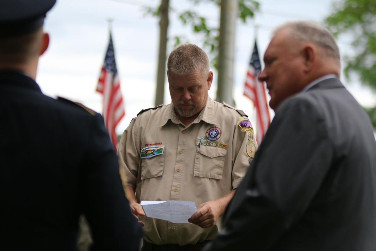 Shannon Memorial Day ceremony moves online