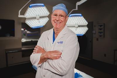 Dr. Paul Brock, Harbin Clinic surgeon