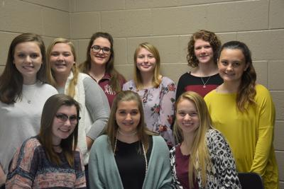 Rockmart High School Yearbook Staff 2019