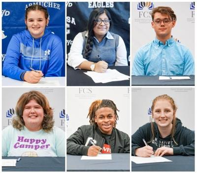 Six Floyd County Schools students awarded with REACH Scholars status