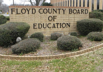 Floyd County Schools Board of Education BOE