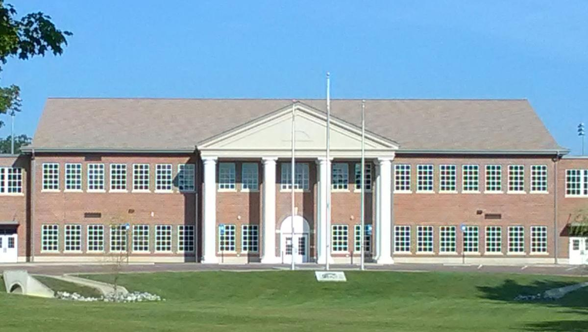 Gordon Lee High School building