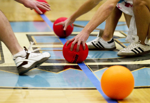 Second annual Warrior Dodgeball Tournament to be held Feb. 25