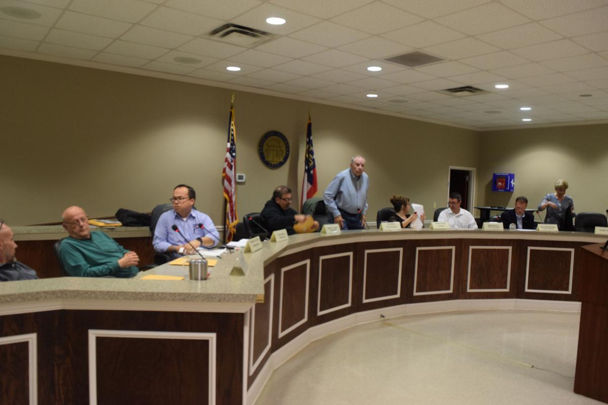 County Commission Pay Raises March 2018