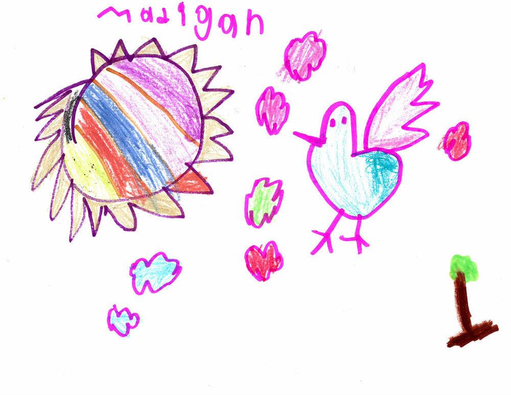 Young Artist - Madigan Bennett