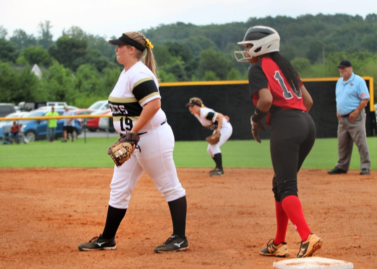 Cedartown at Rockmart softball 2019