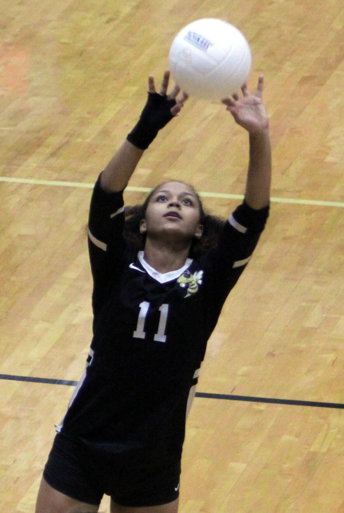 Rockmart volleyball team works through obstacles