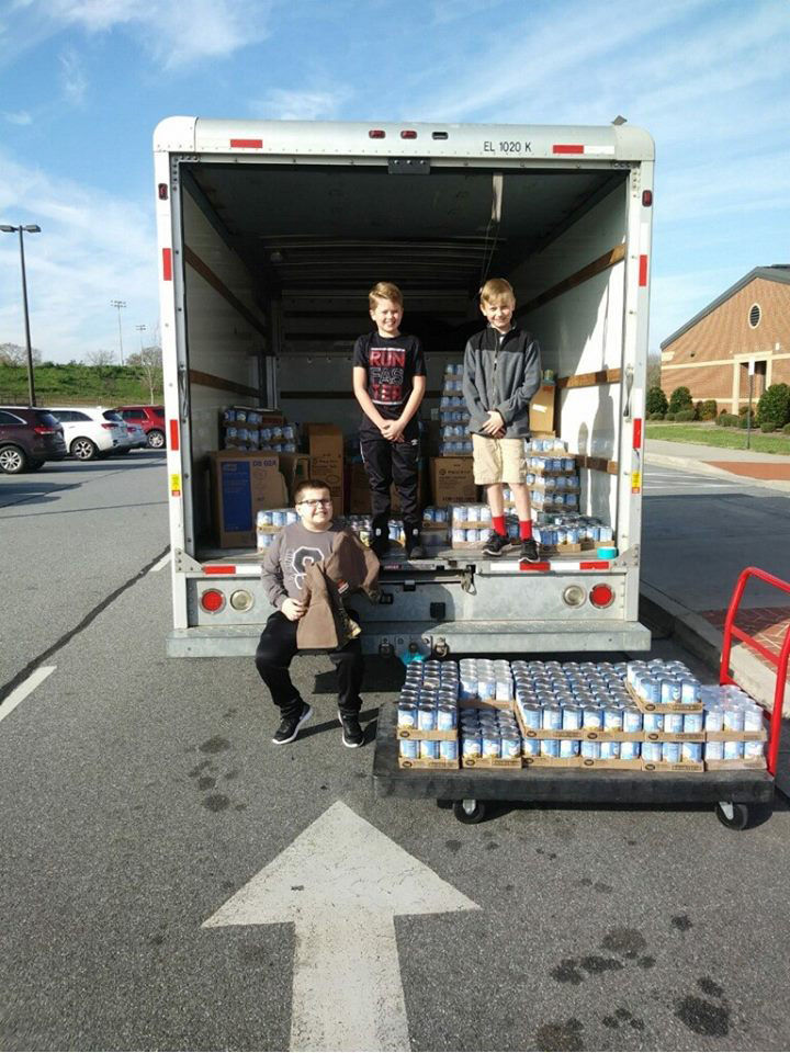 Voluntary Action Center's holiday efforts