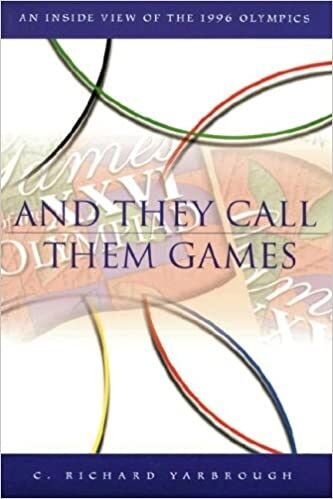 Dick Yarbrough book on 25th anniversary of Olympics in Atlanta being re-released