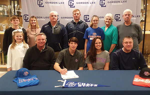 BASEBALL: Austin Thompson hoping to make an impact at Chattanooga State