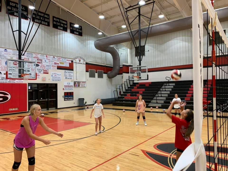 Season's Preview: Sonoraville Volleyball