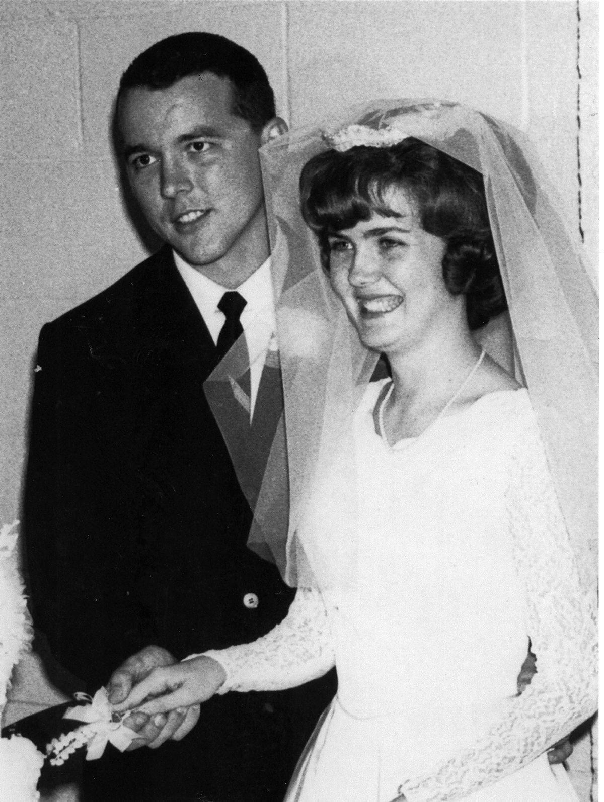 Mac and Nancy Eubanks