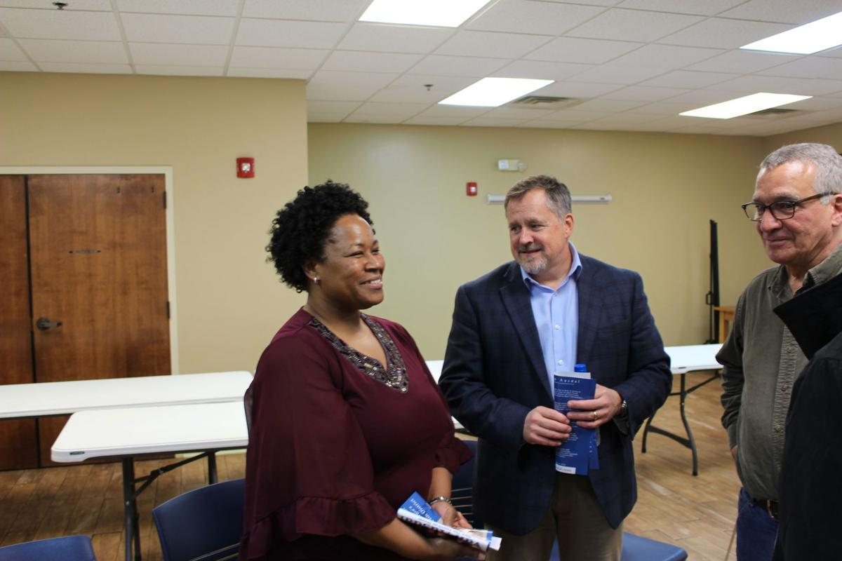 Shonna Bailey plans to run for Floyd County Commission Board Post 3