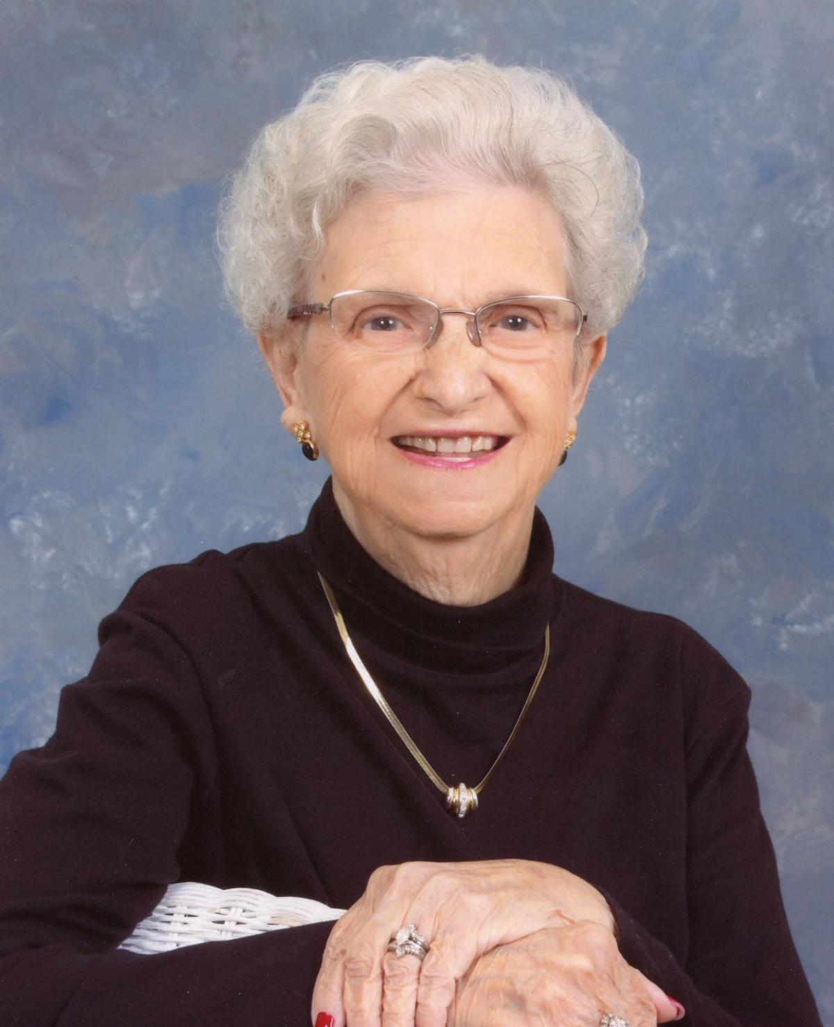 Dorothy Dell King Holsomback